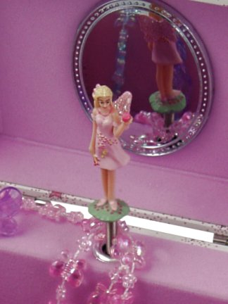 Fairy Princess Musical Jewellery Box Fairy Music Boxes from N J