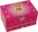 Sophie Fairy Ballerina Musical Jewellery Boxes