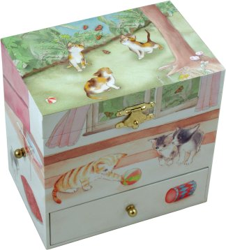Kittens Music Boxes