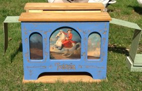 For Sale - Street Organ