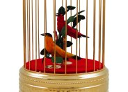 Singing Bird Music Boxes