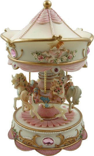 What Is Included In A Tune Up >> Luxury Hand Crafted Musical Carousels, Serenata Carousels ...