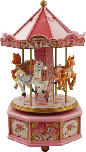 Musical Carousel World's Fair