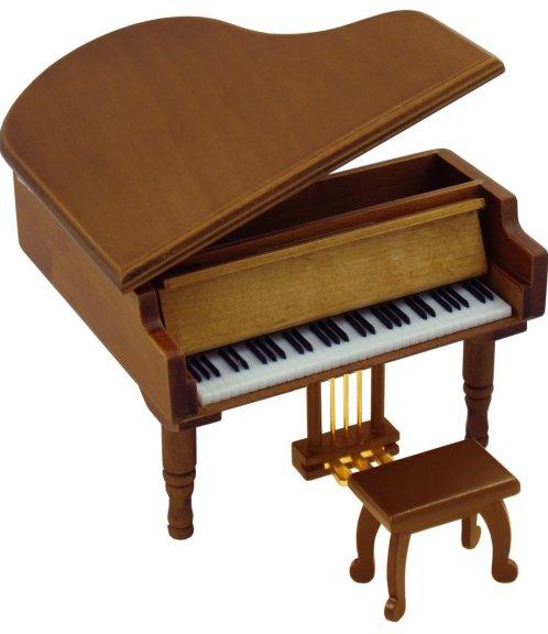 Slipping Through My Fingers Miniature Grand Piano Music