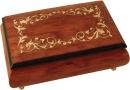 Scroll Musical Jewellery Boxes