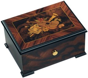 Reuge 36 Note Music Box