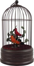 Singing Bird Automata