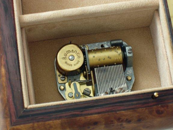 musical jewellery box vintage 3