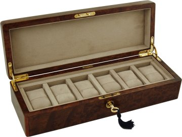 Wooden Watch Boxes